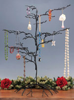 Wrought Iron Ornament Tree