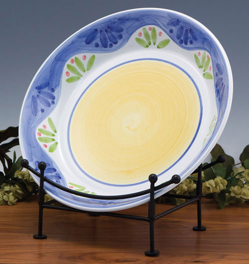 Bowl Stands Wrought Iron Bowl Stand & Plate Bowl u0026 Platter Holder Stands and Bowl Stands Platter Stands ...