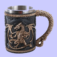 Collectible Medieval Coffee Cups,