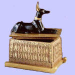 Anubis Jewelry Box