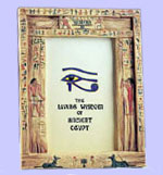 Egyptian Picture Frame