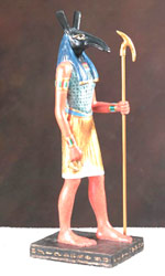 Seth - Egyptian God & Goddess Statues