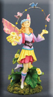 Debbie Kaspari - Wings of Enchantment - Fairy Figurines  - Faerie, fairie, faery, fay, fae, fey