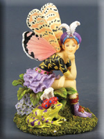 Wise Counselor Fairy Figurine