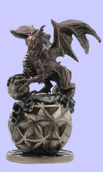 Dragon & Phoenix Statues, Figurines, Jewelry Boxes, Jewelry, & Home Decor