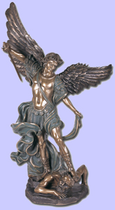 Saint Michael Statue - Christian Masterpieces