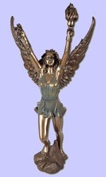 Winged Victory Angel Statue