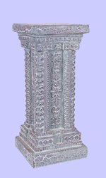 Decorative Resin Statue Stand - Column