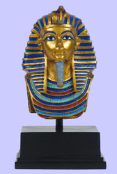 King Tut Mask - Authentic Egyptian Reproductions