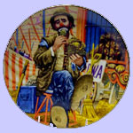 Emmett Kelly - Greatest Clowns of The Circus - R Weaver