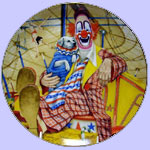 Lou Jacobs - Greatest Clowns of The Circus - R Weaver