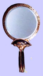 Egyptian Hand Mirror - Ancient Egyptian Reproductions
