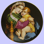Madonna & Child -  Sanzio Raphael