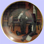The piano Tuner - America  At Work