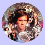Han Solo - Star War Heros & Villians