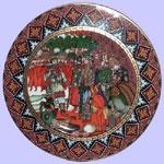 Maria morevna and tsarevich ivan boris zvorykin russian fairy tale