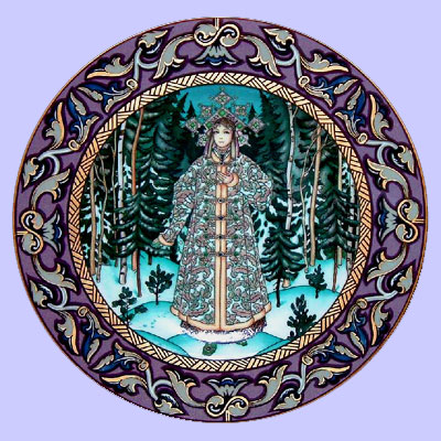 Russian Fairy Tales & Legends - Picture Gallery of Fairy Tale & Legend