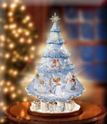 Heavenly Holiday Figurine - Sandra Kuck
