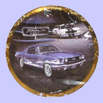 1964 1/2 Mustang  Plate - Stan Stocks