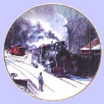 Winter Rail Plate - Ted Xaras