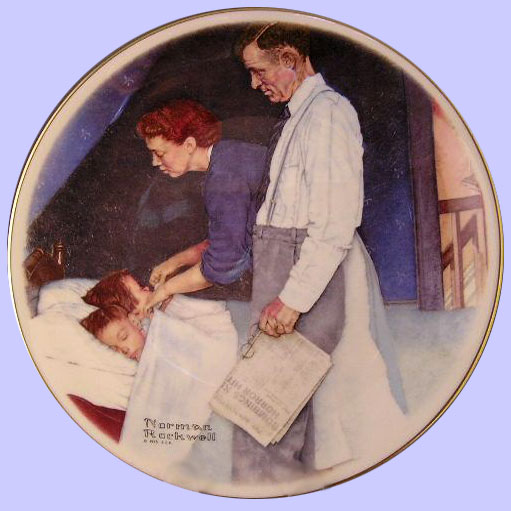 norman rockwell and the american dream