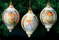 Angels of Innocence Ornament - Sandra Kuck
