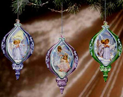 Brilliant Reflections Ornament - Sandra Kuck