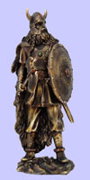 Viking Warrior Statue
