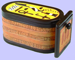 King Tut Cartouche Box