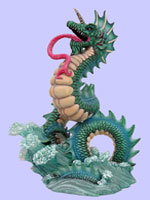 Leviathan - Dragon Statues &  Figurines