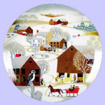 Christmas On The Farm - Betsey Bates