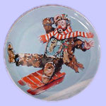 Emmett Kelly Circus Collectionn - Annual Christmas - Barry Leighton-Jones