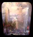 Postcards From Thomas Kinkade - New York