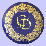 The Royal Wedding Plate - Charles, Prince of Wales and Lady Diana Spencer - Jeffery Matthews