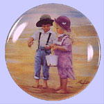 Yesterday's Children - Donald Zolan Mini Plates