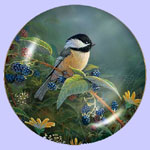 Berry Bush Lookout - Chickadee- Samm Timm