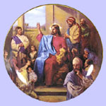 The Glory of Christ - Clemente Micarelli - Jesus Teaching