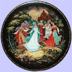 A Dance of Friendship - Legend of The Snowmaiden