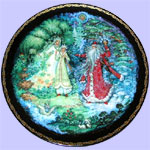 The Snow Maiden With Spring & Winter - Legend of The Snowmaiden