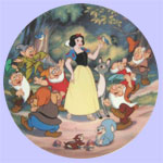 Snow White and The Seven Dwarfs - Treasured Moments Collection - Disney