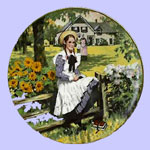 Children of The Classics - Will Davies -  Anne of Green Gables