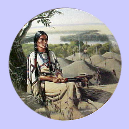 American Indian Plates