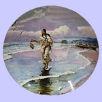 Sacajawea At The Big Water - Lewis & Clark Expedition - John Clymer
