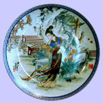 Beauties of the Red Mansion  -  Zhao HuiMin - Imperial Jingdezhen Porcelain