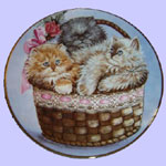 Three Little Kittens - Kathy Duncan