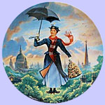 Mary Poppins - Michael Hampshire