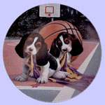 Good Sports - Jim Lamb - Basset Ball