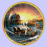 Pleasures of Winter - Holiday Collection - Terry Redlin