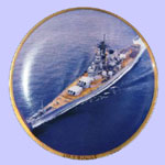 USS Iowa BB-61 United States Navy Battleship
