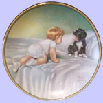 Child's Best Friend - Bessie Pease Gutmann